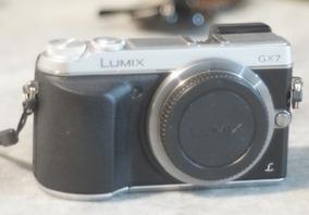Panasonic Lumix Gx7 - Corpo -oferta