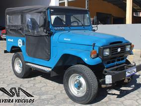 Jeep Toyota Bandeirante - Ano: 1981