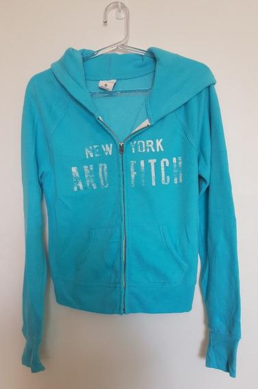 Blusa Moleton Abercrombie & Fitch Original