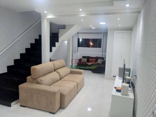 Imagem 1 de 20 de Sobrado Com 3 Dormitórios À Venda, 250 M² Por R$ 318.000 - Eldorado - Diadema/sp - So1573
