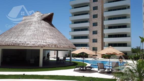 Departamento En Renta En Cancun/aqua/cascades