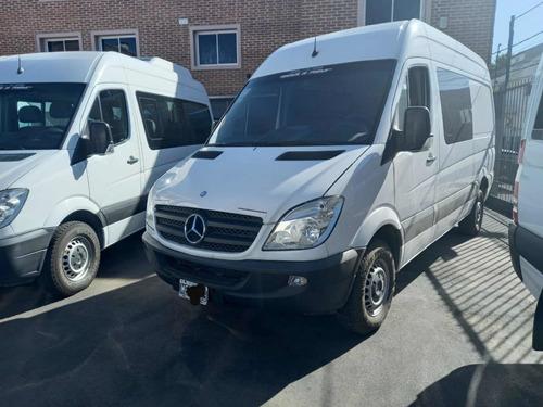 Mercedes-benz Sprinter 2.1 415 Furgon 3250 Tn Mixto 4+1 2013