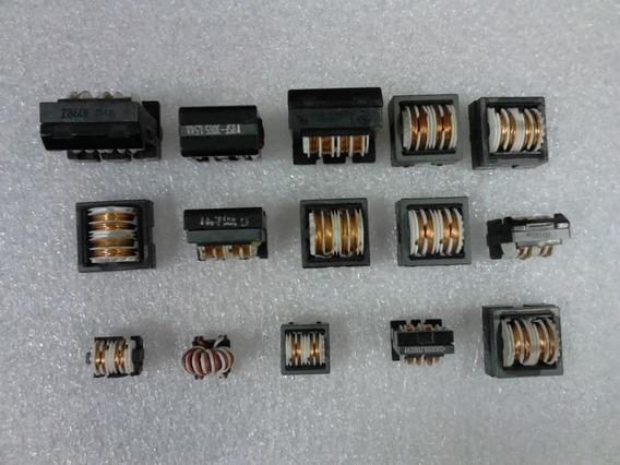 Indutor De Filtro Comum C/15 Unidades Lote 2