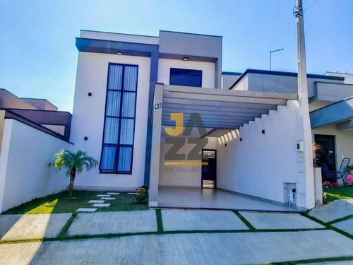 Imagem 1 de 30 de Casa Com 3 Dormitórios À Venda, 127 M² Por R$ 795.500,00 - Jardins Do Império - Indaiatuba/sp - Ca14483