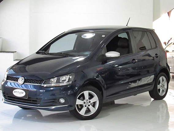 Volkswagen Fox 1.6 Mi Rock In Rio 8v Flex Manual 2016