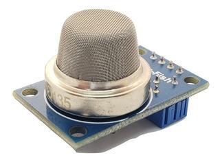 Módulo Detector Calidad Del Aire Mq-135 Mq 135