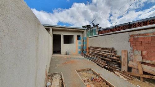 Casa Com 2 Quartos No Pinheirinho, Curitiba, Casa Verde E Amarela - Ca0401