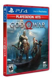 God Of War Ps4 En Español Nuevo Sellado Envío Express