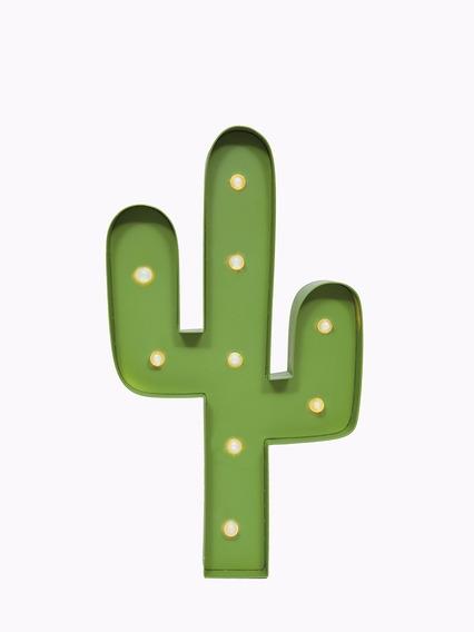 Luminária Decorativa Cactus Mart Ref 6352 44 Cm