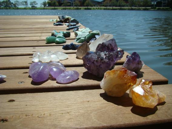 Lote Encomenda De Pedras Naturais 16-8