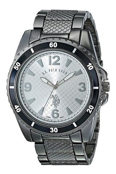 Reloj De Hombre Polo Modelo:usc80257 Original