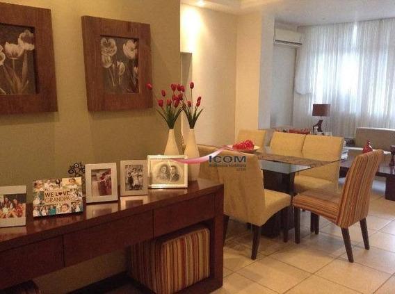 Apartamento Residencial À Venda, Humaitá, Rio De Janeiro. - Ap1769
