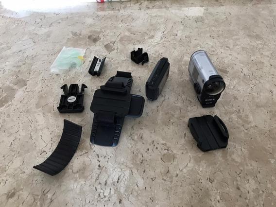 Câmera Hdr-200v Sony