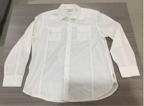 Camisa Calvin Klein Blanca