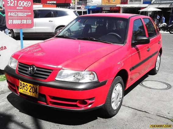 Volkswagen Gol Plus 1000cc