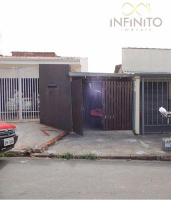Casa Residencial Para Venda E Locação, Vila Nunes, Paulínia - Ca0939. - Ca0939