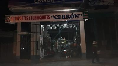 Venta De Terreno Mas Casa De 2 Pisos Para Local Comercial