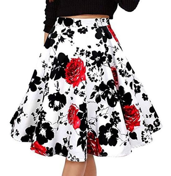 . Faldas Vintage Plisadas De Musever Para