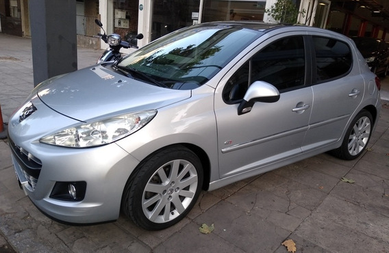 Peugeot 207 Gti 2012