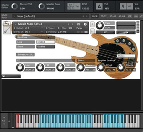 Music Man Bass 3 Vst Kontakt Nki
