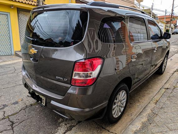 Chevrolet Spin 2014 1.8 Lt 8v Flex 4p Automático 4 Portas