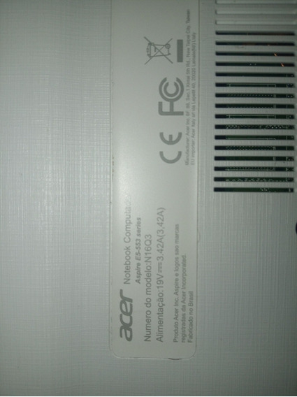 Notebook E5-553g-t4tj Amd Quad-core A10 4gb (amd Radeon R7 M
