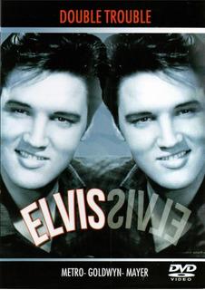 Elvis Double Trouble - Dvd Filme Comédia