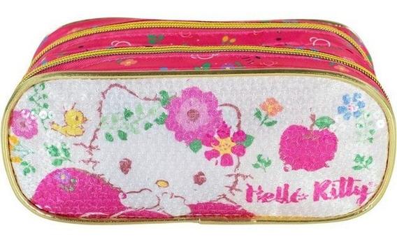 Estojo Duplo Hello Kitty Magic Touch - 8795