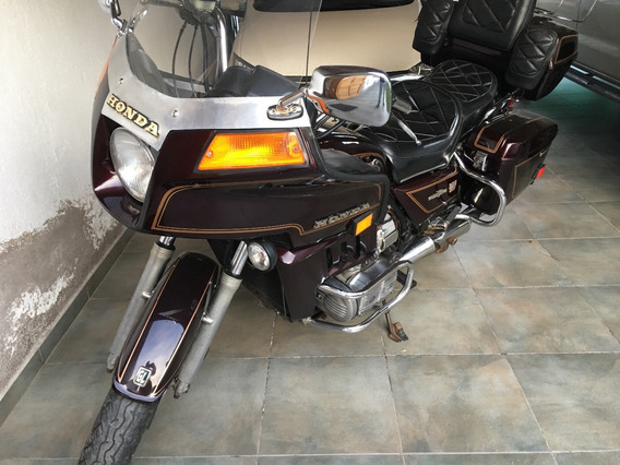 Gold Wing Interestate 1100 Modelo 83