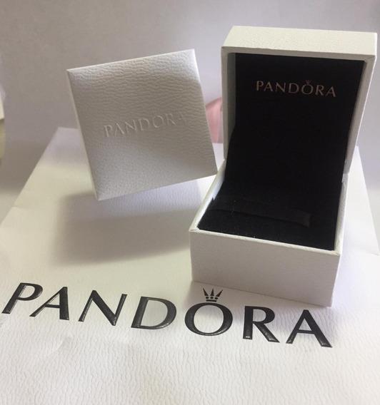 Pandora Bolsa De Regalo Y Caja Para Charm Original