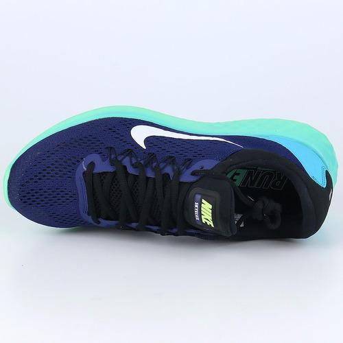 Fusión Escudriñar Estacionario  Zapatillas Nike Skyelux Running Para Hombre Ndph | Mercado Libre