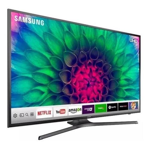Imagen 1 de 2 de Televisor Samsung 50 Ultra Hd 4k,smart Tv,wifi Sellado