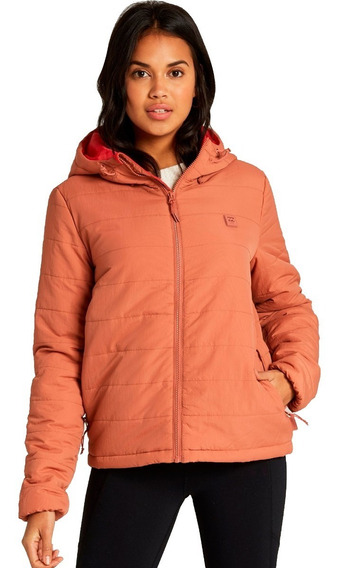 Camper Billabong Transport Puffer Jacket Mujer - J714sbtr