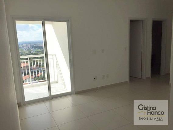 Apartamento Com 2 Dormitórios Para Alugar, 75 M² Por R$ 1.500 - Jardim Nova Era - Salto/sp - Ap0266