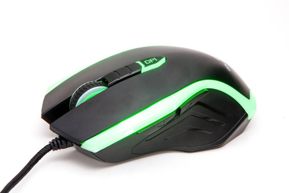 Mouse Gt Gamer 3200 Goldentec Usb 3200dpi