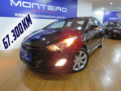 Hyundai Elantra 1.8 Gls Aut Completão C/ Apenas 67.300 Km