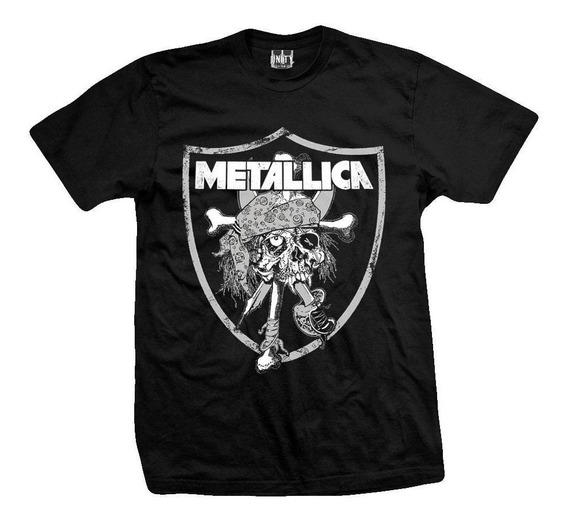 Remera Metallica Pushead