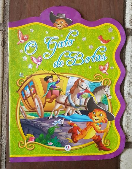 Lote 10 Livros Infantis