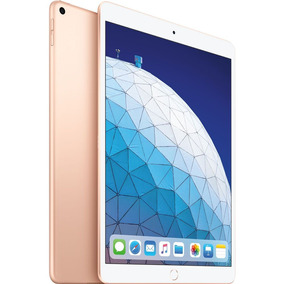 iPad Air 10,5 256gb Wifi Dourado