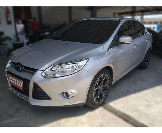 Ford Focus 2.0 Titanium Plus Sedan 16v Flex 4p Automático