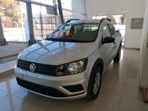 Volkswagen Saveiro Comfortline Cabina Doble Motor 1.6 2021