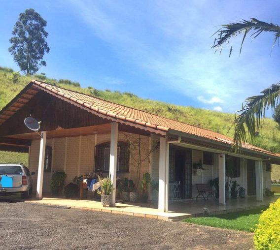 Sítio 3 Dorms, Campo Novo, Bragança Paulista - V1668