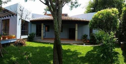 Casa Venta En Tepoztlán Morelos