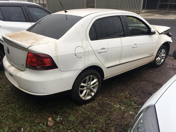Volkswagen Voyage 1.6 Comfortline Sucata Para Peças