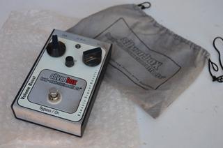Pedal Guitarra Electrica Silverbox Volume Boost