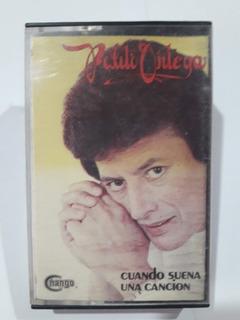 Palito Ortega Cuando Suena Una Canción Cassette 1984