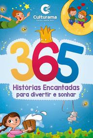 Livro 365 Histórias Encantadas - Culturama