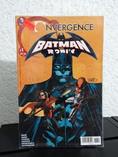 Batman And Robin Convergence # 1 - México 2016