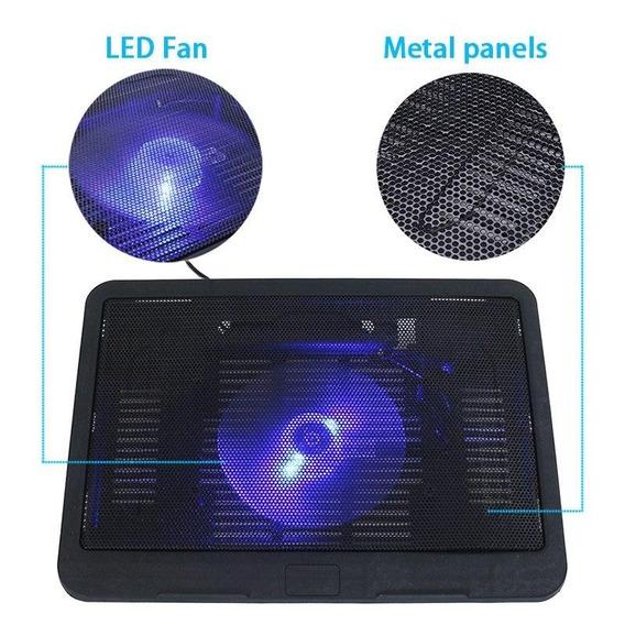 Suporte Cooler Usb Notebook Netbook Laptop Resfriamento