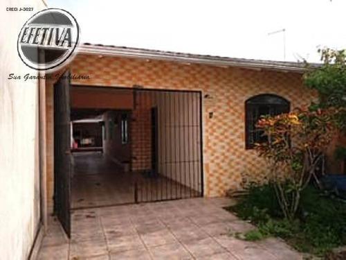 Residência 110 M² - Balneário Perequê - Matinhos - Pr - 2143r